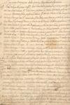 Primera página de la doctrina