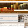 Página de Inicio de la web de la biblioteca de Koldo Mitxelena Kulturunea