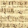 Partitura en euskera de villancicos, de 1767